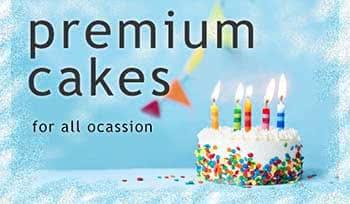 Premium Fresh Cakes Delivery in Mumbai