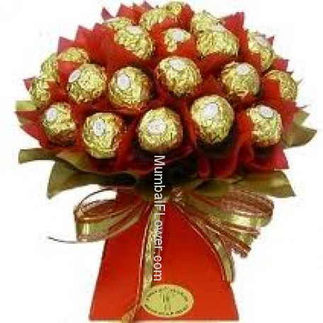 Bouquet of 24pc Ferrero