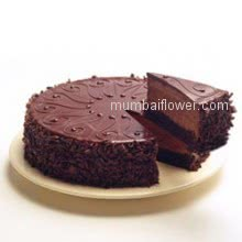 Explosion of Chocolate in your mouth Chocolate Truffle Cake 2 Kg. Chocolate Truffle Cake. Please Order 1 Day in advance.