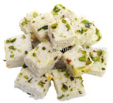 Fresh Malai Barfi 1 Kg. will make your Diwali awesome!!