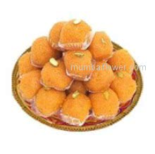 Motichur Ladoo Mithai 1 Kg. for laddu lovers.