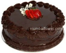 Celebrate your occasion with 2 Kg. Chocolate Truffle Cake from 5 Star Bakery. Please Order 1 Day in advance.  Please note: This item is not available in small cities / remote locations.
