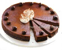 2 Kg. Chocolate Cake from 5 Star Bakery. Please Order 1 Day in advance.  Please note: This item is not available in small cities / remote locations.