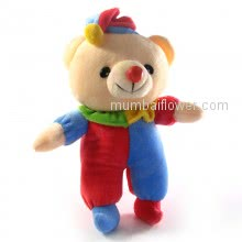 Soft Clown Soft Toys beautiful gift for your loved ones. <br><br> Size: 28cm height approximately.