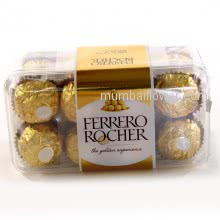 Ferrero Rocher 16pc , Gift packed and delivered with personalised message card.