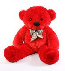 Red Color Teddy Size 24 Inches approx