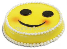 2 Kg. Delicious Smile Cake. Please order 1-2 Days in advance.