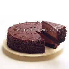 Explosion of Chocolate in your mouth Half Kg. Chocolate Truffle Cake