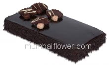 3 Kg. Delicious Chocolate Cake. Please order 1-2 Days in advance.