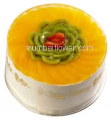 1 Kg. Mixed Fruit Cake. This fruit flavoured cake is awesome and will tickle your sweet buds.