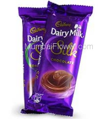 2pc Cadbury Silk