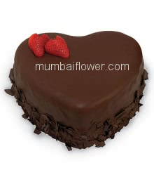 1 Kg. Premium Quality Heart Shape Delicious Mud Cake, best in taste and flavour... Order 1 Day in advance. Please note : Cake icing may differ from shown picture.