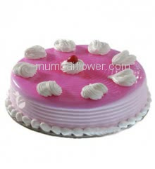 1 Kg. best quality Strawberry Flavour Cake, best in taste
