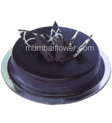 Half Kg. Premium Chocolate Truffle Cake, Best in quality and taste